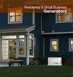 Generac Residential and Small Business Generators Brochure