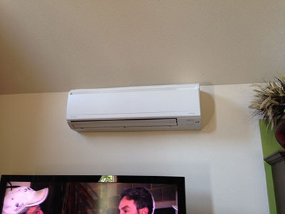Daikin Mini-Split Indoor Head