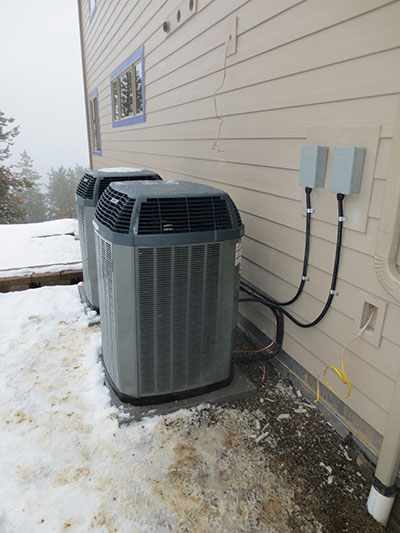 Trane XLi Heat Pumps