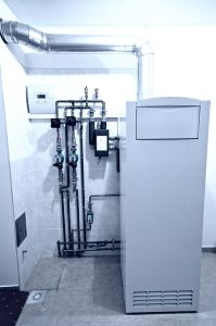 gas-powered-furnace-system